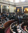 Aunque la elección del contralor general de cuentas está agendada para el próximo lunes es probable que aún no haya consensos definitivos para realizar la elección. (Foto Prensa Libre: Carlos Álvarez)