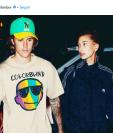 Justin Bieber y Hailey Baldwin se han mostrado en redes sociales (Foto Prensa Libre: Instagram / Justin Bieber).