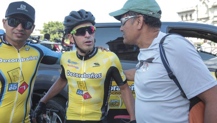 Manuel Rodas es el gran favorito para quedarse con la quinta etapa. (Foto Prensa Libre: Norvin Mendoza).