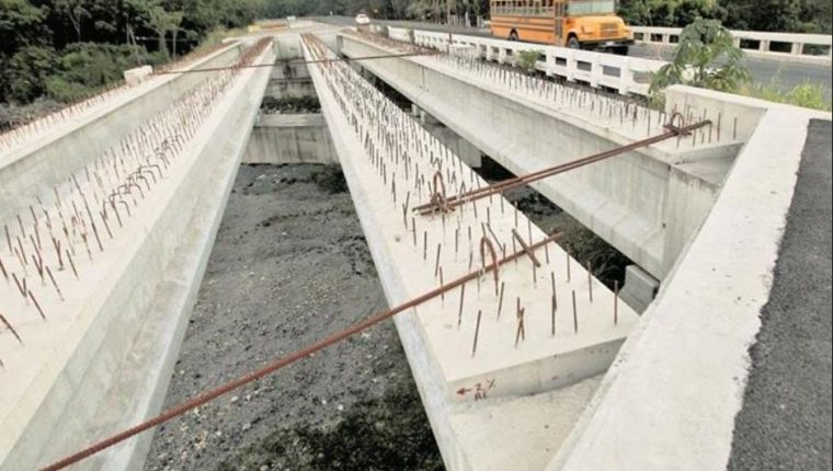 La obra a la que se comprometió Odebrecht se mantiene inconclusa. (Foto Prensa Libre: Hemeroteca)