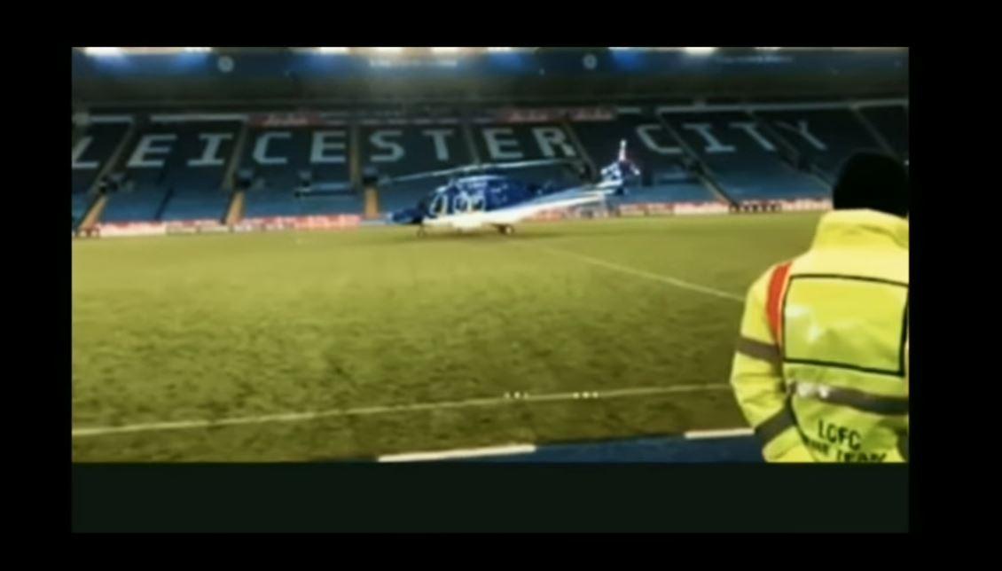 Video muestra el accidente de helicóptero en el que falleció el presidente del Leicester