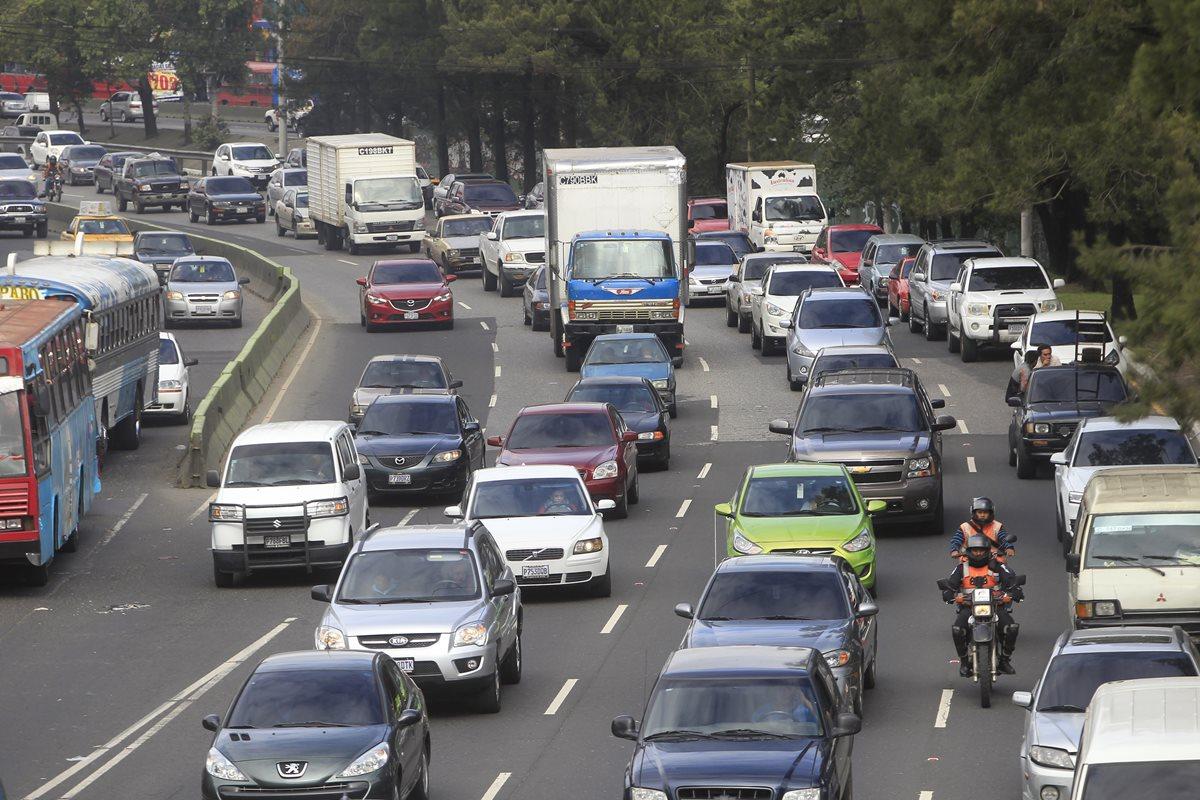 El 15% de automovilistas no pagó impuesto sobre circulación de vehículos