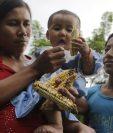 La desnutrición aguda podría agravarse el próximo año por las pérdidas ocurridas a causa de la prolongada sequía, temen organizaciones. (Foto Prensa Libre: Hemeroteca PL)