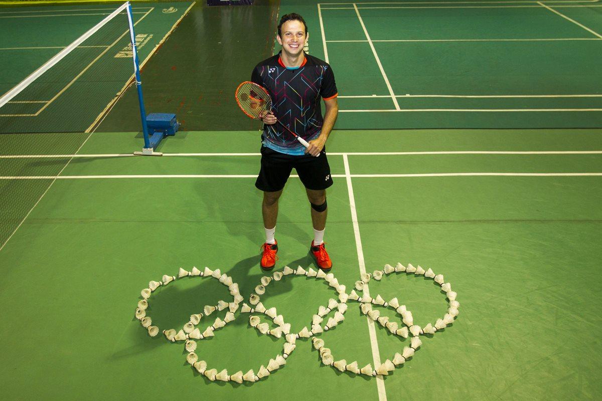 Kevin Cordón busca su tercera aventura olímpica