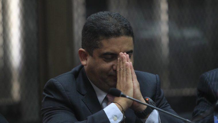 Juan Carlos Monzón, exsecretario privado de la Vicepresidencia, ha ayudado al Ministerio Público en casos de corrupción durante la administración gubernamental del Partido Patriota. (Foto Prensa Libre: Hemeroteca)