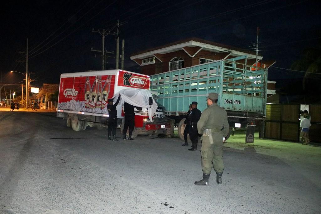 Ataques armados en Izabal dejan tres hombres muertos