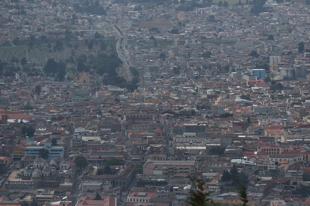 El Banco Interamericano de Desarrollo eligió a Quetzaltenango como una de las 50 Ciudades Emergentes y Sostenibles. (Foto Prensa Libre: Mynor Toc)