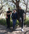 La agrupación guatemalteca Kin continúa ganando seguidores debido a la fusión de ritmos y la intensidad de sus melodías. (Foto Prensa Libre: Keneth Cruz)