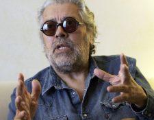 Facundo Cabral murió en Guatemala el 9 de julio de 2011, luego de ser atacado el vehículo en el que viajaba. (Foto Prensa Libre: Hemeroteca PL)