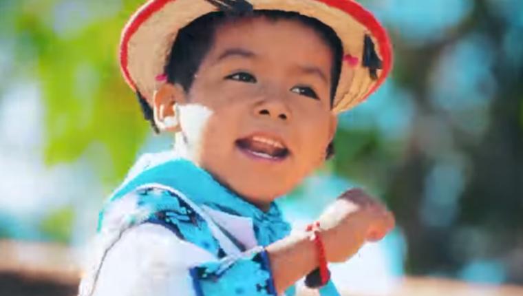 """""""Movimiento Naranja"""" se ha convertido en una de las canciones tendencia en redes sociales (Foto Prensa Libre: YouTube)."""