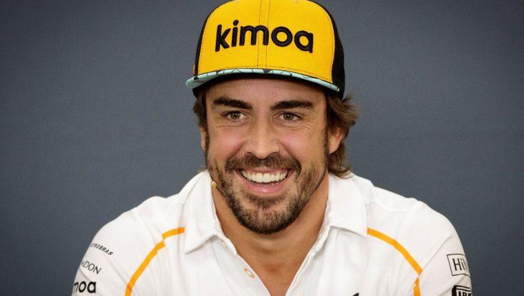 Fernando Alonso, piloto de McLaren, habló sobre su retiro de la Fórmula Uno. (Foto Prensa Libre: EFE).