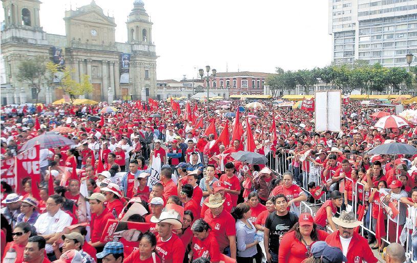 Norma busca que los partidos conozcan a las personas que tienen impedimento para ser financistas. (Foto Prensa Libre: Hemeroteca PL)