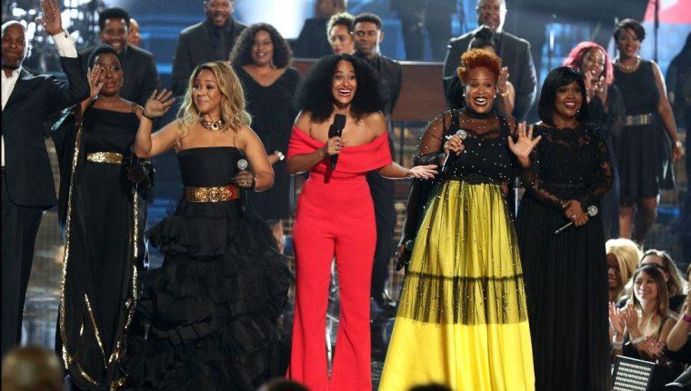 Esta noche se llevó a cabo la edición 46 de los American Music Awards. (Foto Prensa Libre: AFP)