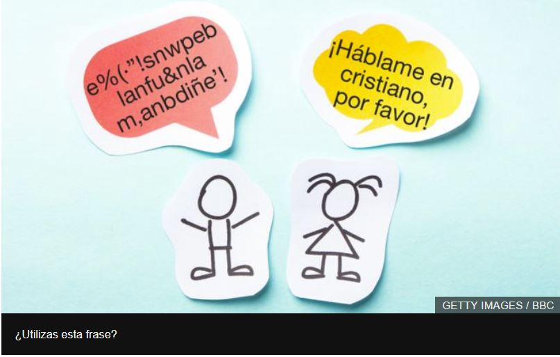 """""""A mí háblame en cristiano"""": de dónde viene la expresión y qué tiene que ver con el español"""