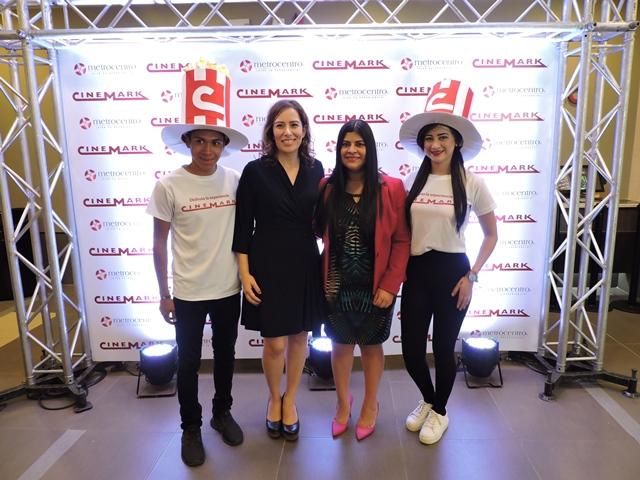 Inauguración de Cinemark en MetroCentro Villa Nueva
