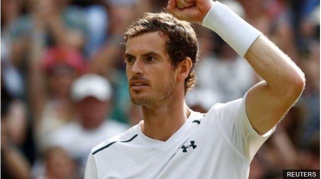 Andy Murray es considerado un ícono del feminismo en el circuito profesional de tenis.