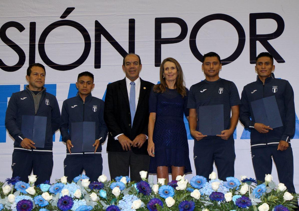 COG reparte Q5 millones 281 mil a los medallistas de Barranquilla 2018