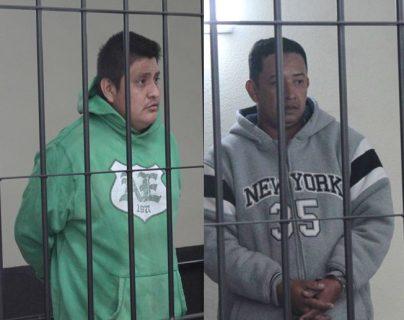 Los sindicados fueron enviados a prisión preventiva en la Granja Penal de Cantel, cárcel de Quetzaltenango. (Foto Prensa Libre: María Longo)