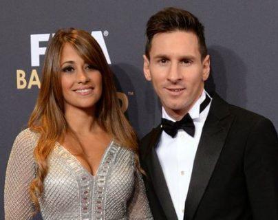 Antonella Rocuzzp y Lionel Messi se casarán este viernes en su ciudad natal, Rosario en Argentina. (Foto Prensa Libre: Hemeroteca)