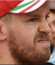 Vettel acusó a Hamilton de no conducir de manera limpia durante la carrera.