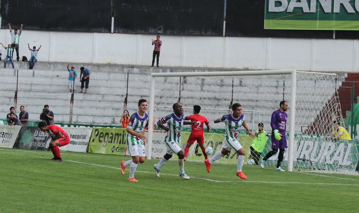 Antigua GFC toma confianza para siguiente desafío internacional