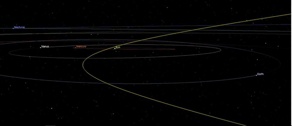 Otro gigantesco asteroide se acercará a la Tierra el 4 de febrero, advierte la Nasa