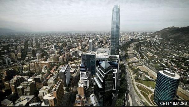 En Chile hay mayor movilidad social que en otros países latinoamericanos. (Foto Prensa Libre: Getty Images)