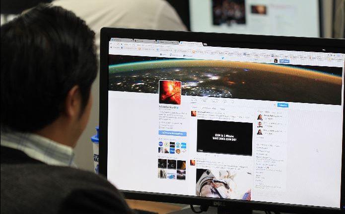 """Iniciativa busca promover derechos digitales que garanticen una sociedad """"conectada"""". (Foto Prensa Libre: Esbin García)"""