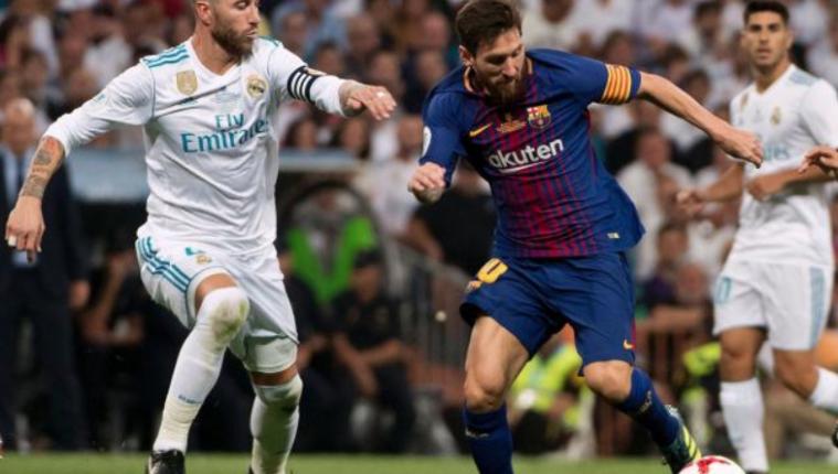 El Real Madrid y el Barcelona ya conocen el calendario de la nueva temporada 2018-2018. (Foto Prensa Libre: Hemeroteca PL)
