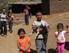 La pobreza y pobreza extrema golpea a millones de guatemaltecos. (Foto Prensa Libre: Hemeroteca PL)