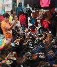 Las actividades de comercio y consumo en general se incrementarán en julio por el pago del Bono 14. (Foto Prensa Libre: Hemeroteca)