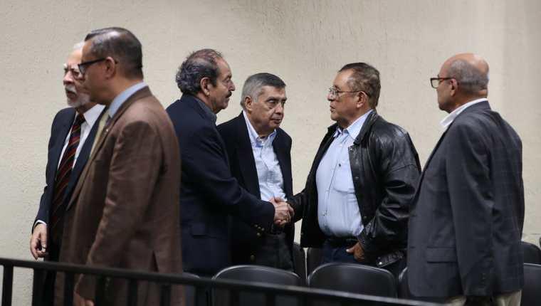Cinco militares retirados fueron sentenciados el 22 de mayo a penas de entre 33 y 58 años por el caso Molina Theissen. (Foto Prensa Libre: Hemeroteca PL)