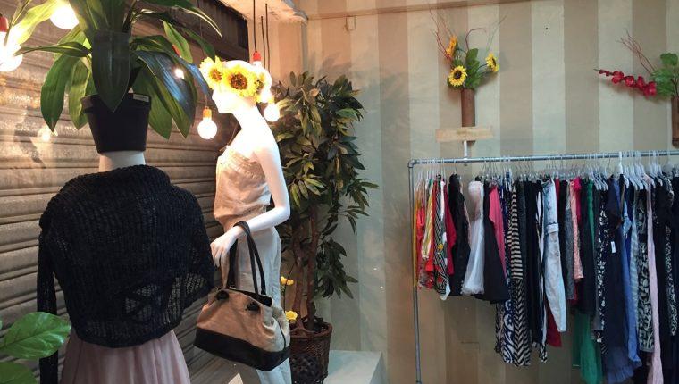 La tienda local Paca Paca abrió una tienda boutique en un centro comercial. (Foto Prensa Libre: Cortesía)