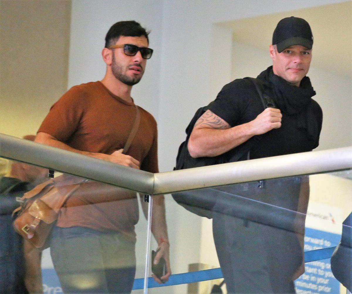 Ricky Martin anunció que adoptó una niña