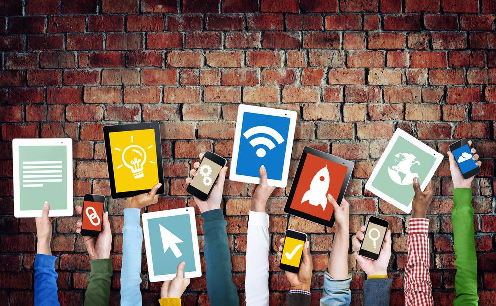 La mayoría de negocios que tienen potencial para emprender este año están relacionados a la tecnología moderna. (Foto, Prensa Libre: Shutterstock).