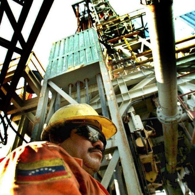 Los envíos petroleros a EE.UU. generan gran parte del flujo de caja de la empresa petrolera estatal de Venezuela, PDVSA. GETTY