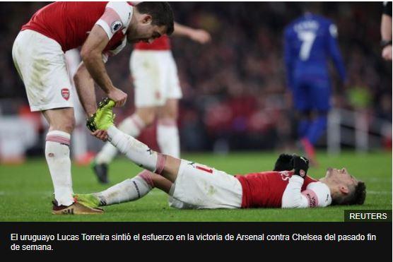 No utilizar, foto exclusiva de BBC