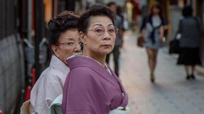 Japón es la nación que envejece más rápidamente en el mundo. (Foto Getty Images).