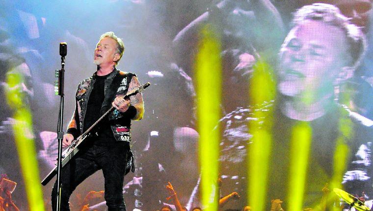 Metallica, además de los escenarios, quiere tener éxito en los bares (Foto: Hemeroteca PL).