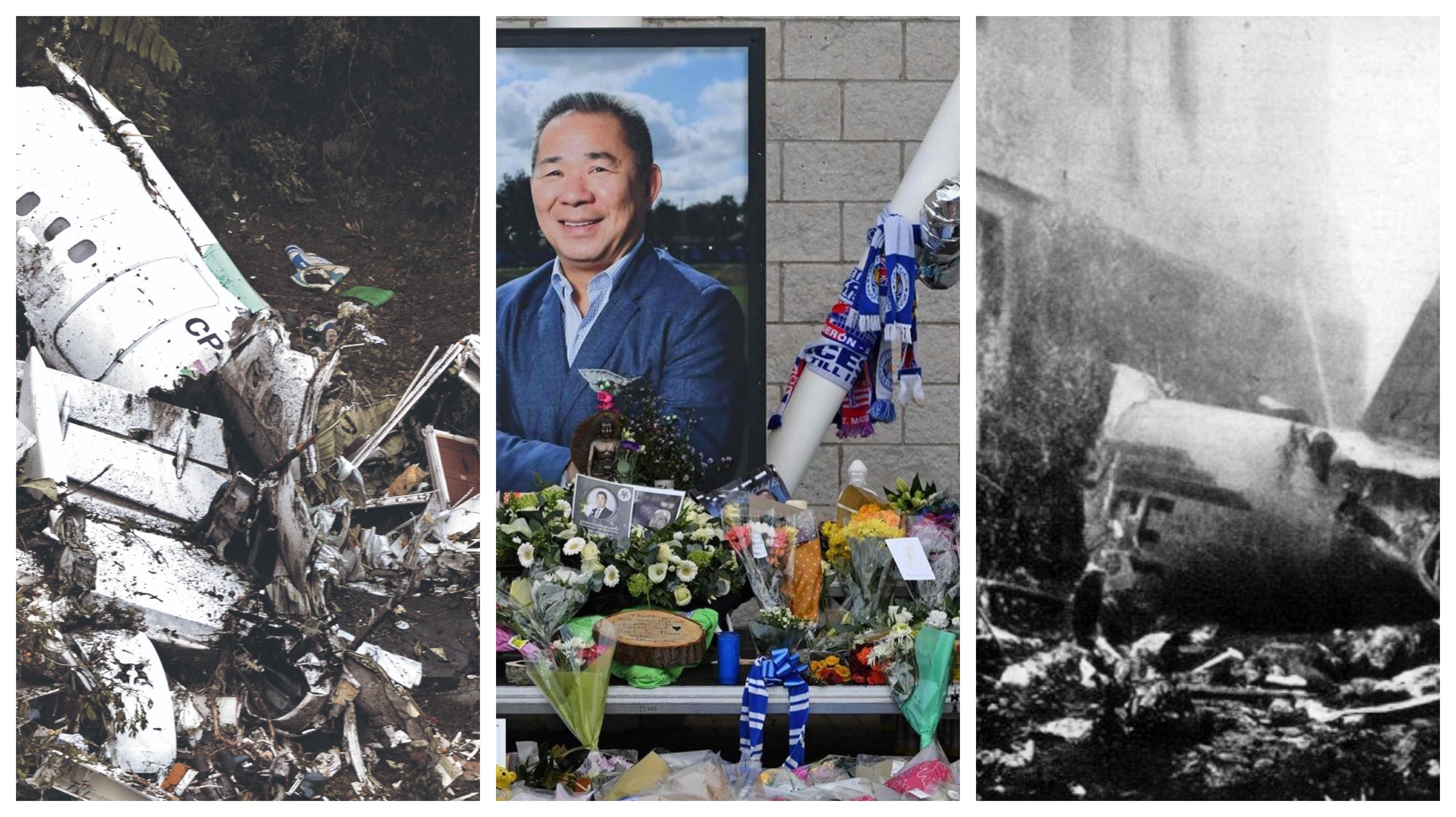 El mundo del deporte ha estado de luto por diferentes accidentes aéreos. (Foto Prensa Libre: Hemeroteca PL y TheFlagrants)