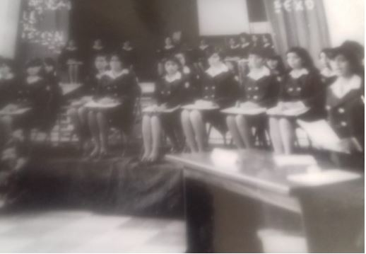 El Instituto Normal Central para Señoritas Belén ha formado a miles de maestras. (Foto Prensa Libre: Cortesía Eufemia de Aragón).