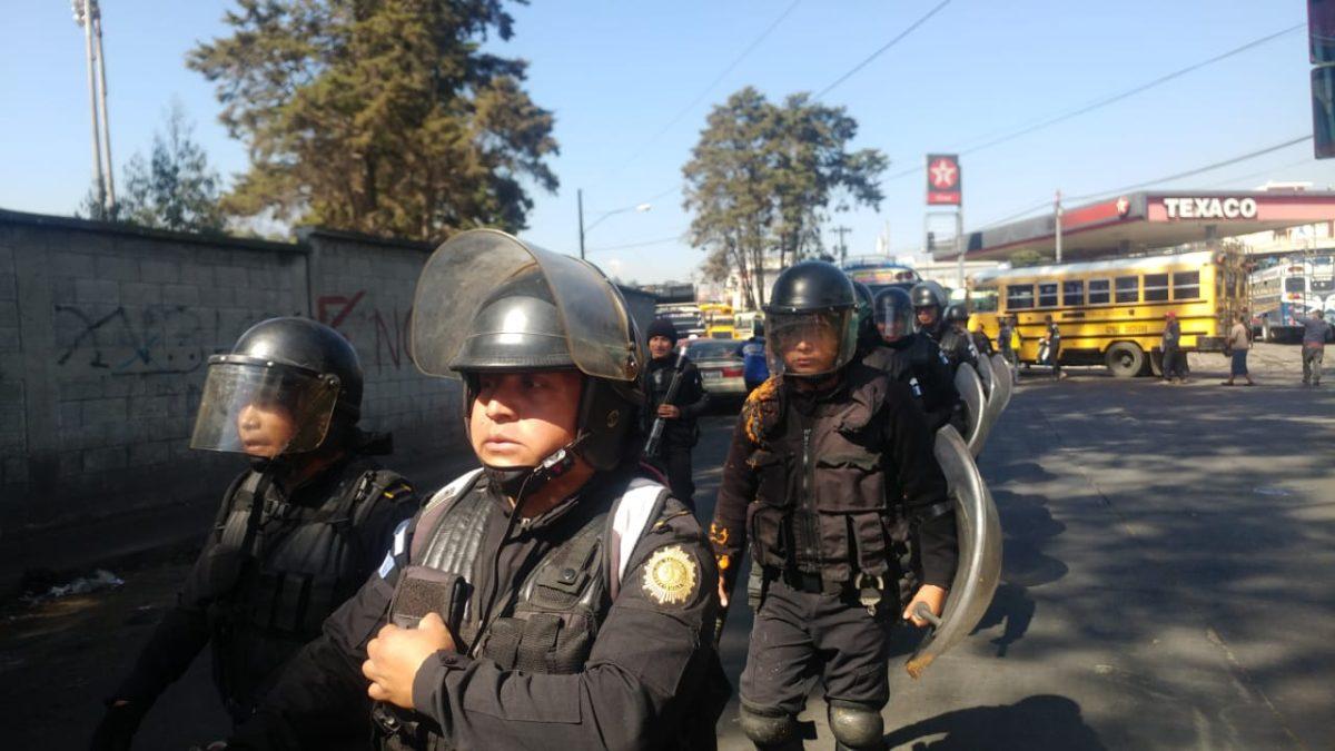 Gobernador de Quetzaltenango argumenta que movimientos en la PNC han afectado la vigilancia