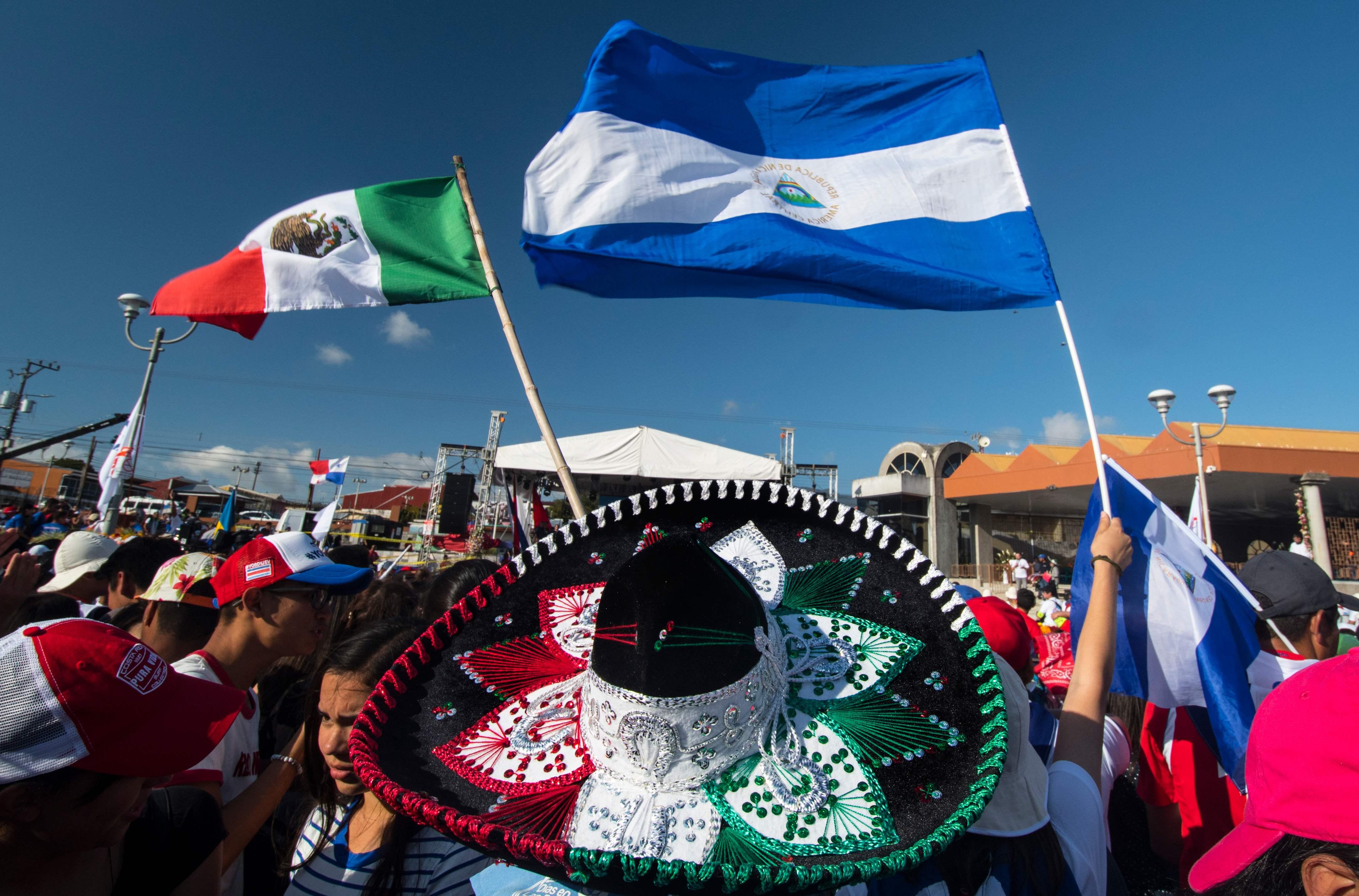 Panamá será la sede de la Jornada Mundial de la Juventud 2019, donde participará el papa Francisco. (Foto Prensa Libre: AFP)