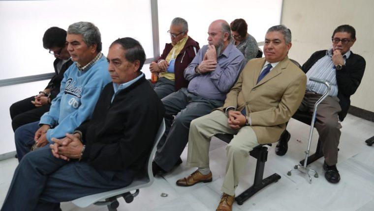 Ocho sindicados están procesados en el caso Transurbano. (Foto Prensa Libre: Hemeroteca PL)