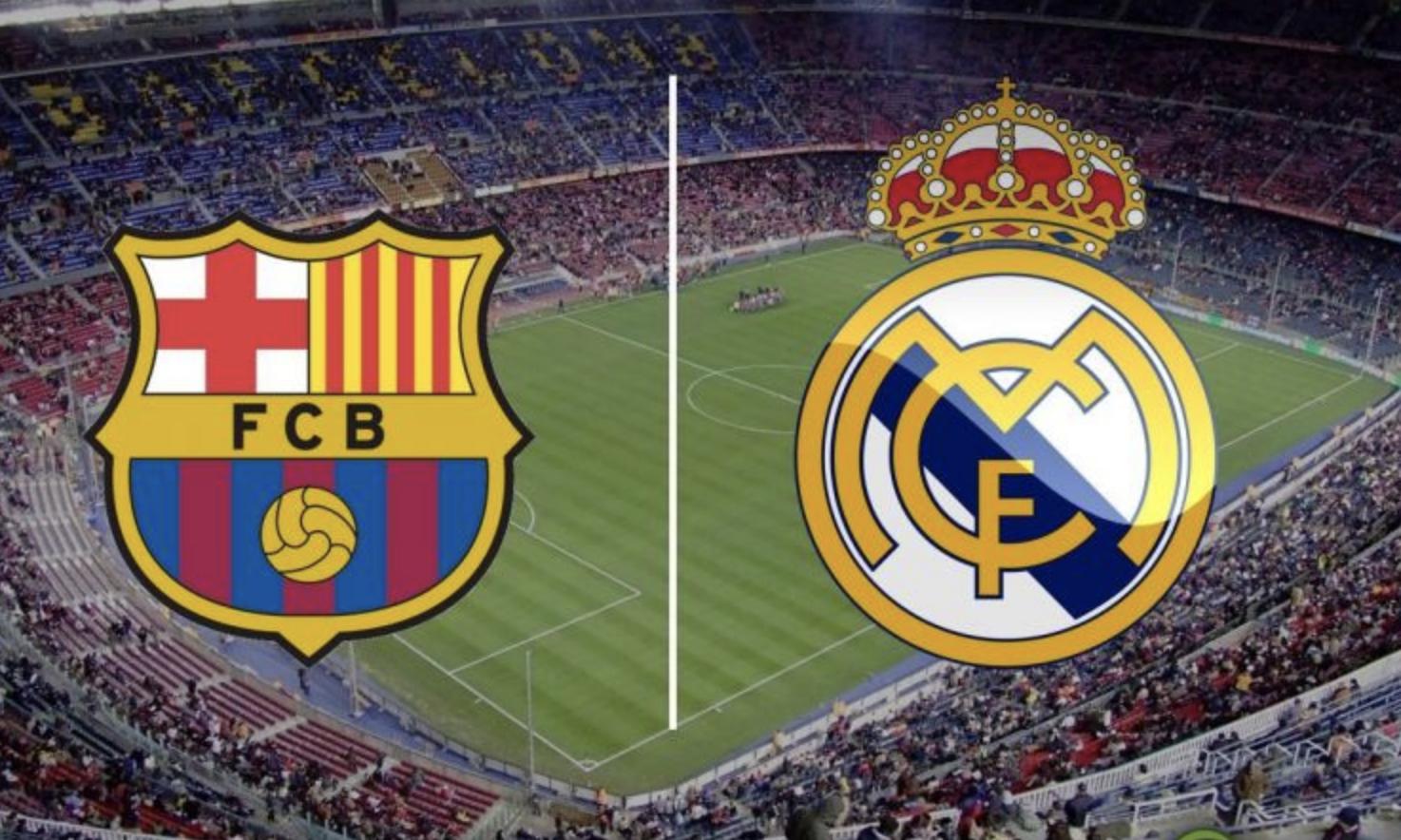 El Real Madrid se encuentra lejos del Barcelona, que lidera la Liga española.