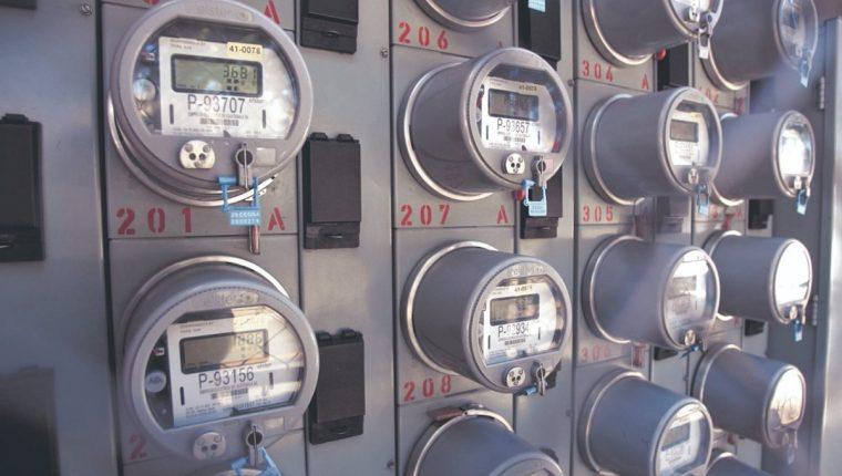 Las tarifas de energía reporta la quinta alza trimestral en forma consecutiva. (Foto, Prensa Libre: Hemeroteca PL).