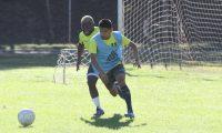 La Universidad se ha renovado para el Clausura 2018, luego de haber terminado el Apertura 2018 en zona de descenso de la Primera División. Futeca es su máximo patrocinador, Rigoberto la Chula Gómez es su nuevo entrenador y ha regresado a sus filas Milton Omar Tyson Núñez (Foto Prensa Libre: Edwin Fajardo)