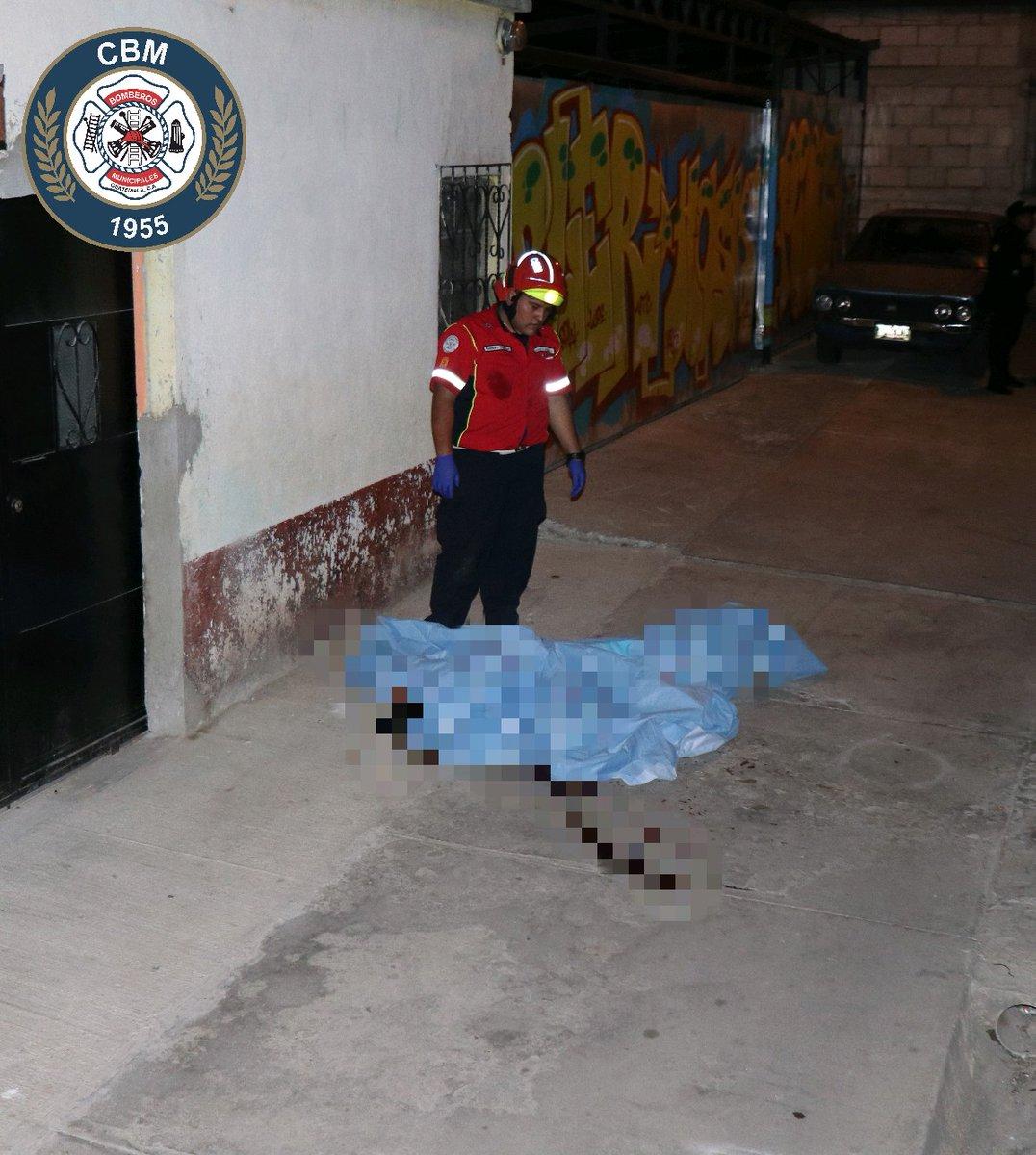 Bomberos Municipales.