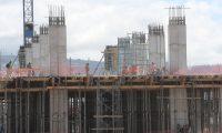 Construcci—n del centro comercial pradera vistares, ubicado en la Calzada Atanasio Tzul y 36 calle de la zona 12.   Erick Avila                   16/01/2019