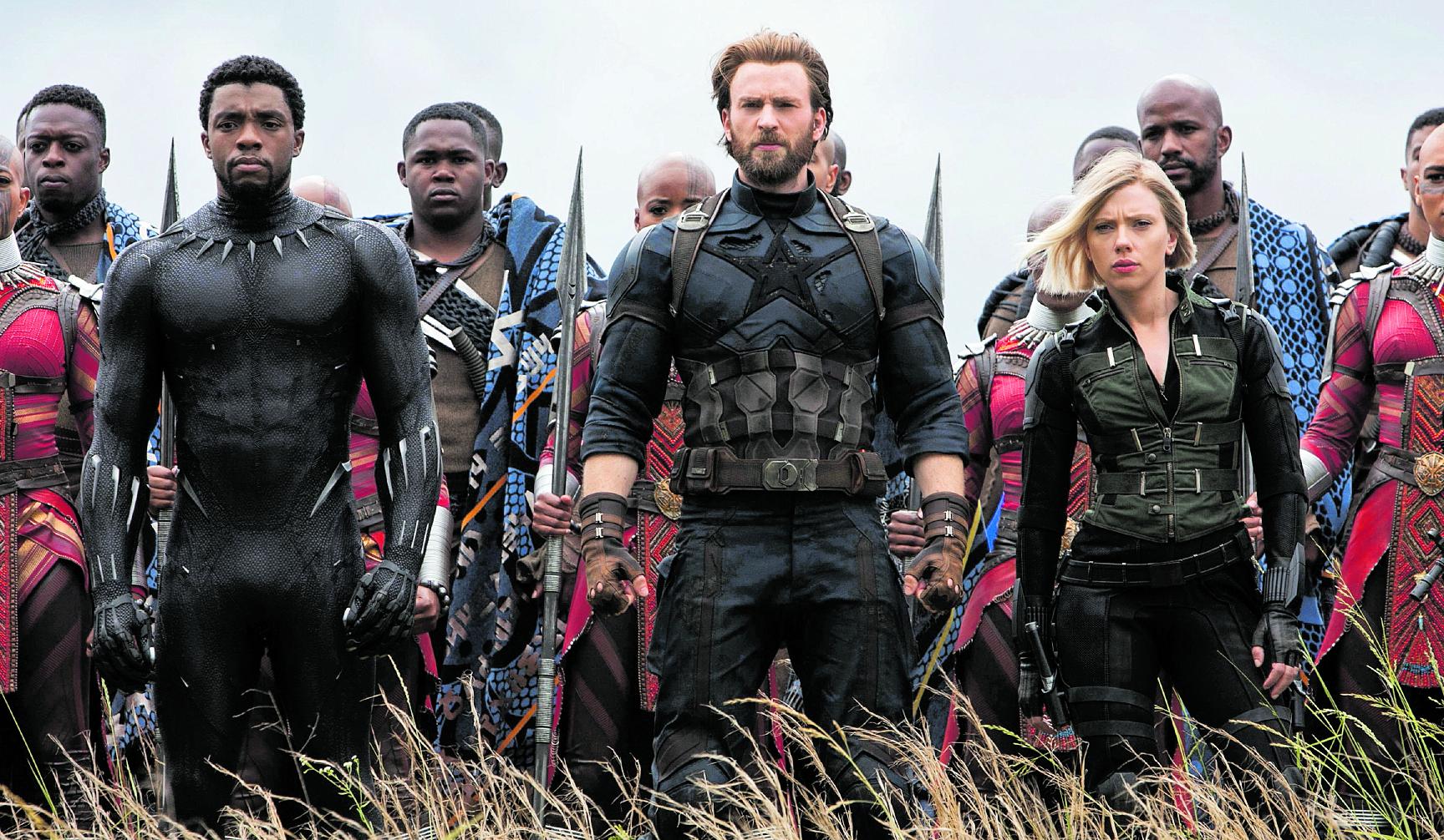 El próximo estreno de Avengers: Endgame podría determinar la ceremonia de los Óscar (Foto Prensa Libre: Marvel Studios).